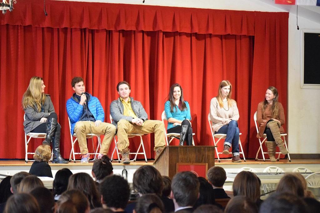 College Panel